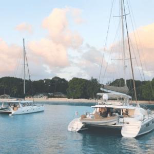 Unsplash - Catamaran Cruise
